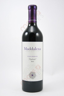 Maddalena Paso Robles Zinfandel 2014 750ml