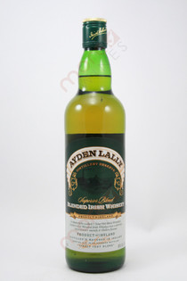 Ayden Lally Superior Blend Blended Irish Whiskey 750ml