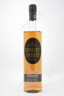 Country Smooth American Premium Whiskey 750ml
