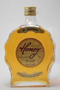 R. Jelinek Bohemia Honey Plum Brandy 750ml