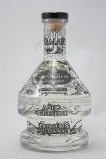 Destileria Santa Lucia El Destilador Cristalino Anejo Tequila 750ml