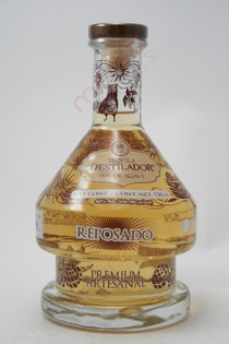 Destileria Santa Lucia El Destilador Reposado Tequila 750ml
