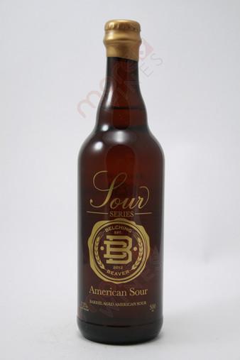 Belching Beaver Sour Series Batch #3 American Sour 500ml