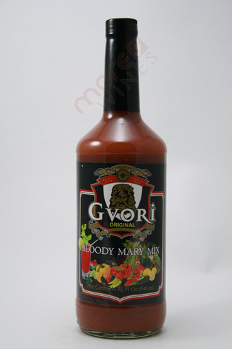 Gvori Bloody Mary Mix 32fl oz