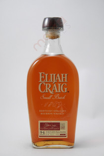 Elijah Craig Small Batch Straight Bourbon Whisky 750ml