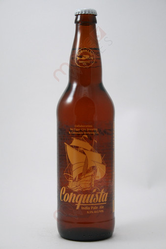 Coronado & Cigar City Conquista India Pale Ale 22fl oz
