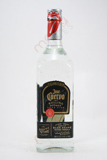 Jose Cuervo The Rolling Stones Tour Pick Silver Tequila 750ml