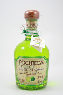 Pochteca Lime Liqueur 750ml