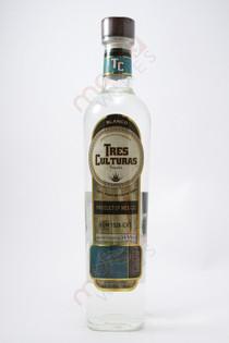 Tres Culturas Blanco Tequila 750ml