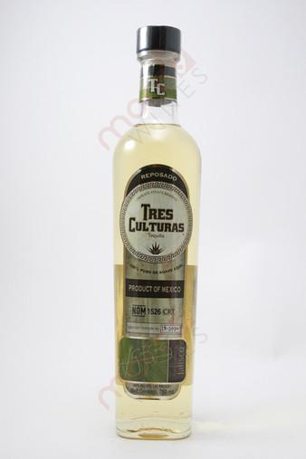Tres Culturas Reposado Tequila 750ml