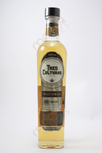 Tres Culturas Anejo Tequila 750ml