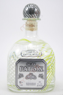 Patron 2018 Limited Edition Silver Tequila 1L