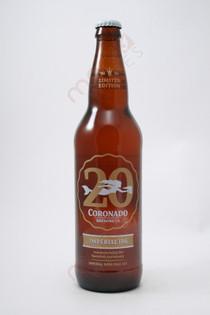 Coronado 20th Anniversary Imperial IPA 22fl oz