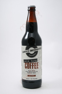 Garage Brewing Co Cold Brew Coffee Milk Stout 22fl oz
