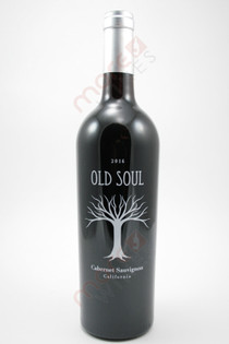 Oak Ridge Winery Old Soul Cabernet Sauvignon 2016 750ml