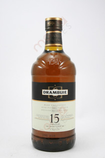 Drambuie 15 Year Old Heather Honey Whisky Liqueur 750ml