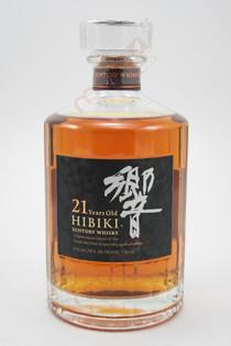 Hibiki 21 Year Old Blended Whisky 750ml