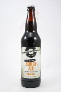 Garage Brewing Bourbon Barrel Aged Wee Heavy Scotch Ale 22fl oz