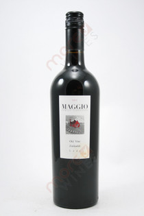 Maggio Family Vineyards Old Vine Zinfandel 2015 750ml