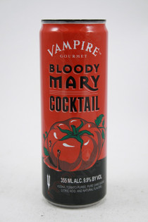 Vampire Gourmet Bloody Mary Cocktail 355ml