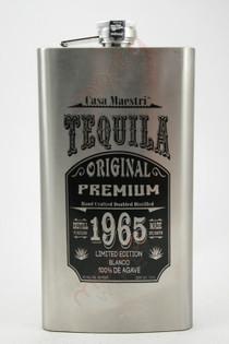 Casa Maestri 1965 Flask Edition Blanco Tequila 750ml