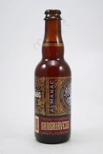 Almanac Farm to Barrel Sour Sangriaveza 375ml