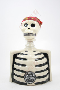 Azulejos Skelly Blanco Tequila 750ml