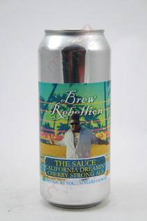 Brew Rebellion The Sauce Ale 16fl oz