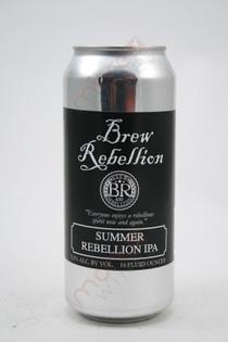 Brew Rebellion Summer Rebellion IPA 16fl oz