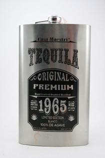 Casa Maestri 1965 Flask Edition Blanco Tequila 1.75L