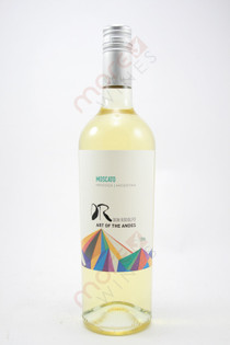 Don Rodolfo Art of the Andes Moscato 2016 750ml
