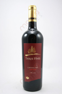 San Antonio Three Pines Cardinal Red Sweet Blend 750ml