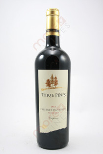 San Antonio Three Pines Cabernet Sauvignon 2012 750ml