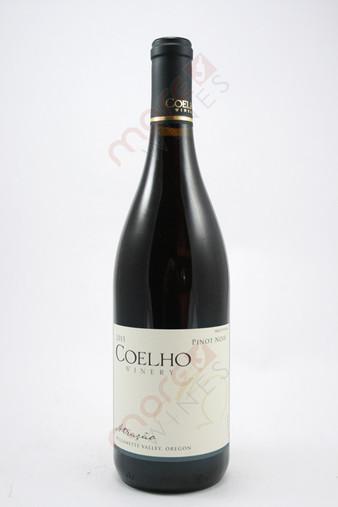 Coelho Winery Atracao Pinot Noir 2015 750ml