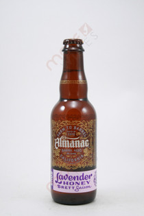 Almanac Lavender Honey de Brettaville Farmhouse Ale 375ml