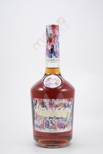Hennessy Artistic Limited Edition Cognac VS 750ml