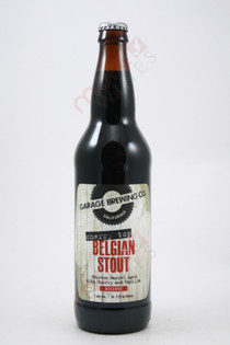 Garage Brewing Cherry Top Belgian Stout 22fl oz