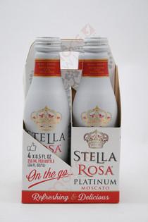 Stella Rosa Platinum Moscato 4 Pack 250ml