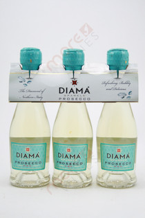 Diama Sparkle Prosecco 3 Pack 187ml