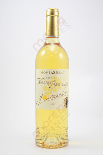 Chateau Kalian Bernasse Gourmandise 2012 750ml