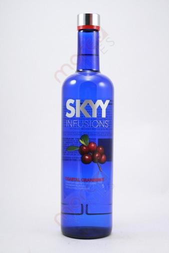 Skyy Infusions Coastal Cranberry 750ml