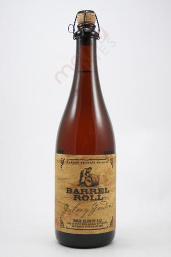 Hangar 24 Barrel Roll Galaxy Gardens Sour Blonde Ale 750ml