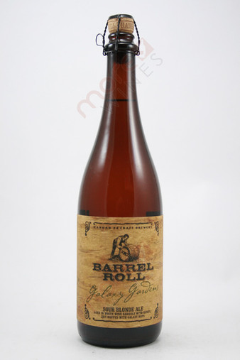 Hangar 24 Barrel Roll Galaxy Gardens Sour Blonde Ale 750ml