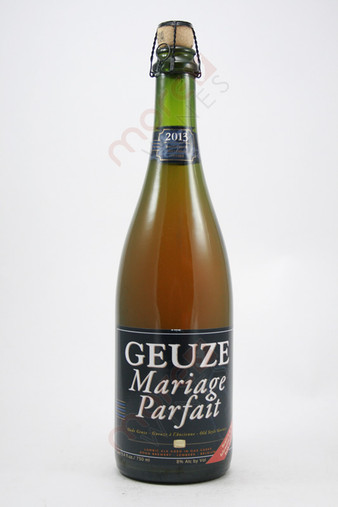 Brouwerij Boon Oude Geuze Mariage Parfait 750ml