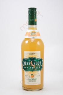 Deep Eddy Orange Flavored Vodka 750ml