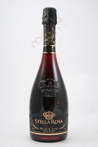 Stella Rosa Black Lux Sparkling Wine 750ml