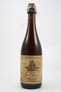 Barrel Roll First Crush Sour Red Ale 750ml