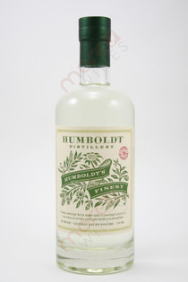 Humboldt Hemp Seed Vodka 750ml