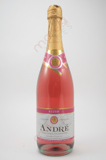 Andre Blush Pink Champagne 750ml