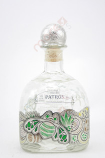 Patron Silver Limited Edition 2017 Tequila 1L